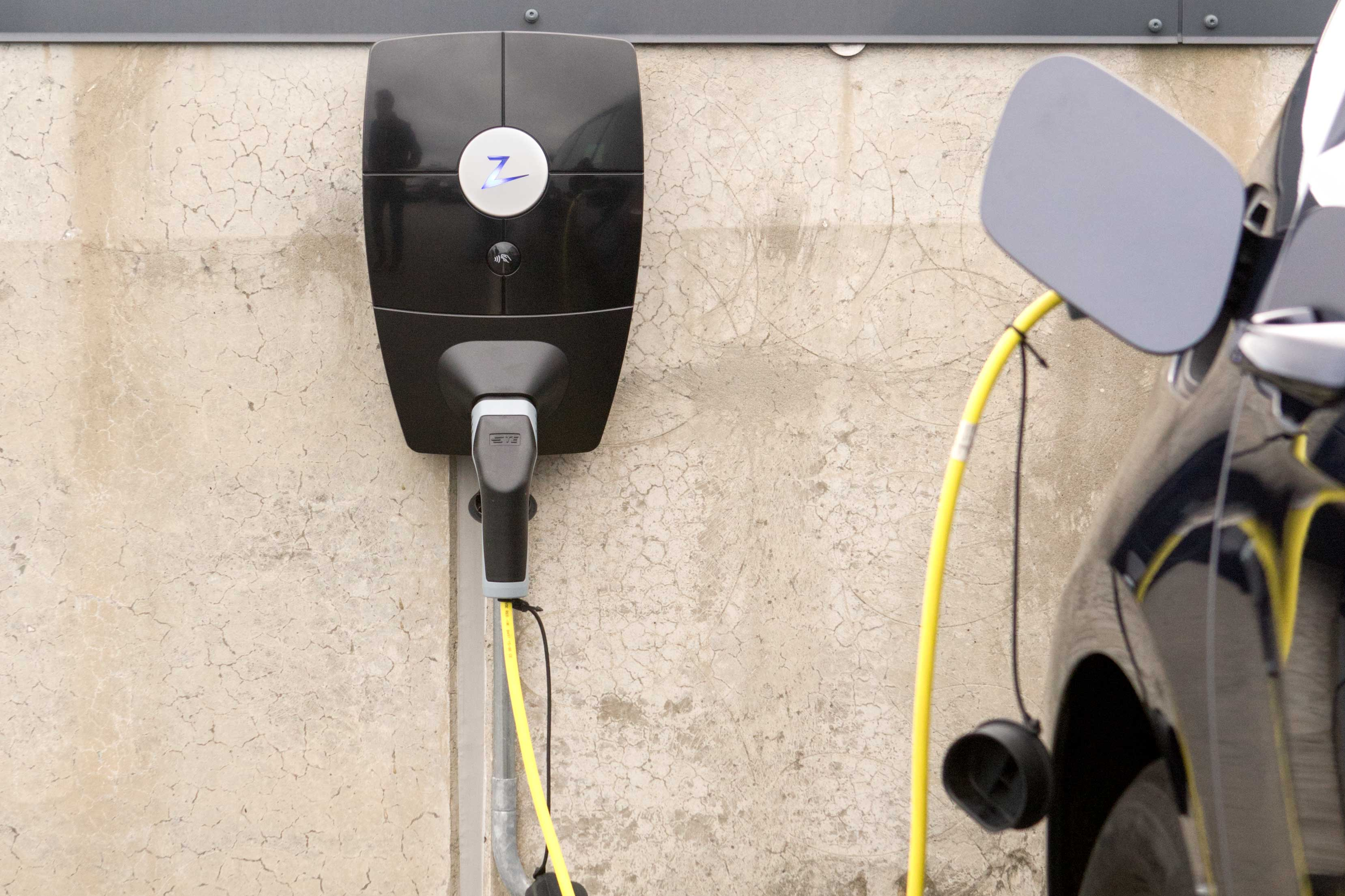 ZAPTEC EV charging station going to Netherlands