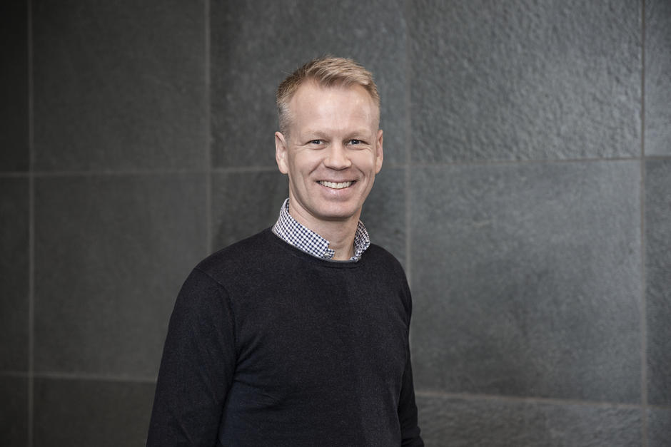 Anders Thingbø CEO ZAPTEC